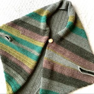 HANDMADE Knit Shrug